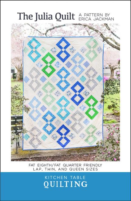 Julia Quilt Pattern front