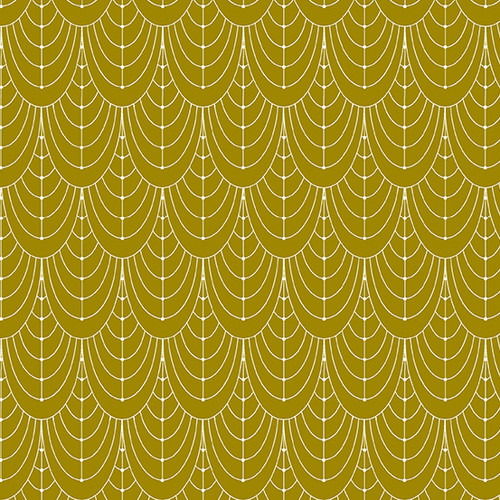 Giucy Giuce Curtains in Brass