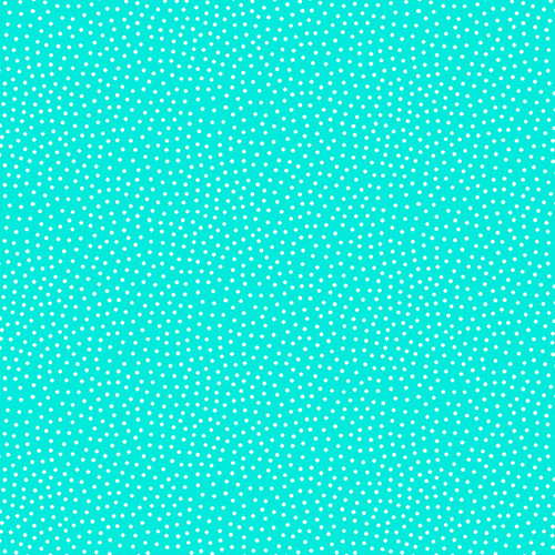 Freckle Dot in Turquoise  for Andover Fabrics Yardage