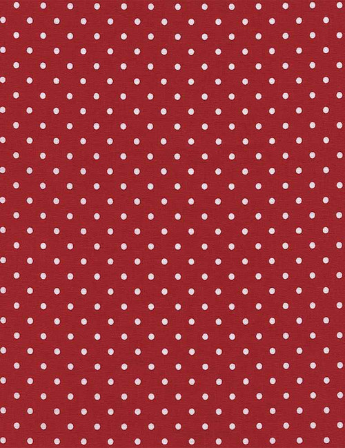 Dotty in Red