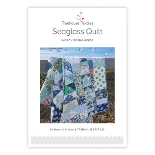 treehouse seaglass pattern