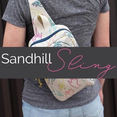 Sandhill Sling - In Studio Class