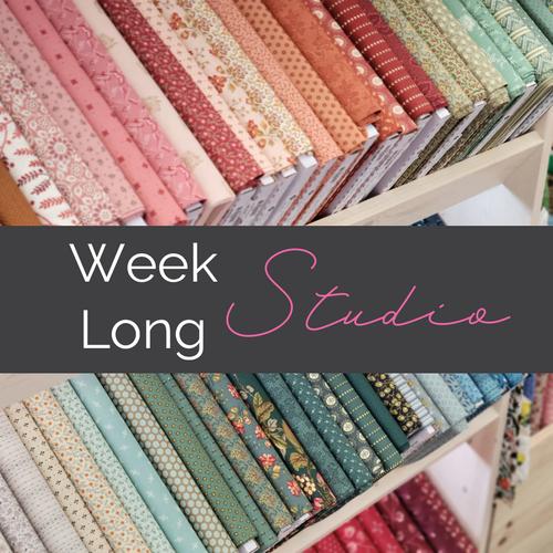 Week Long Studio