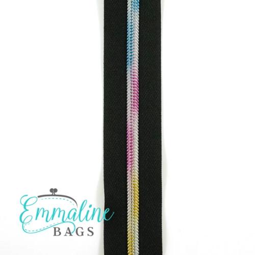 Emmaline #5 Zipper Coil