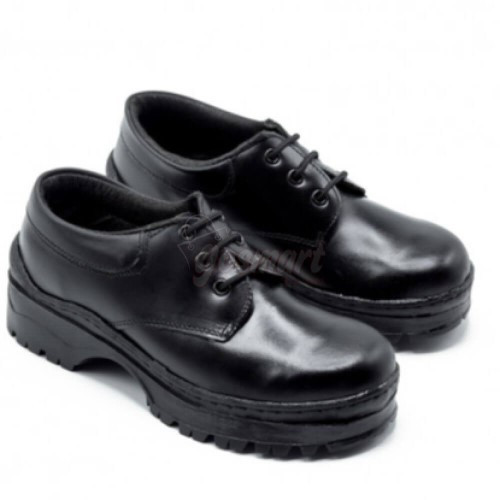 Bata Toughees Leather School Shoes from GOSMART