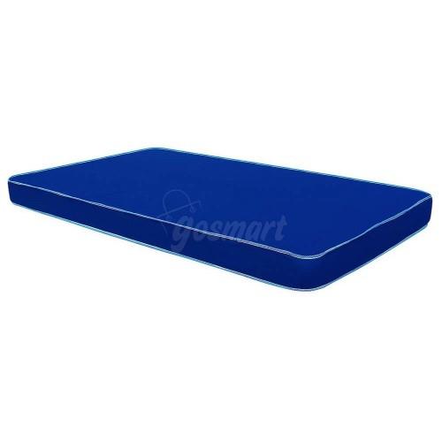 Medium Density Blue School Mattress from GOSMART