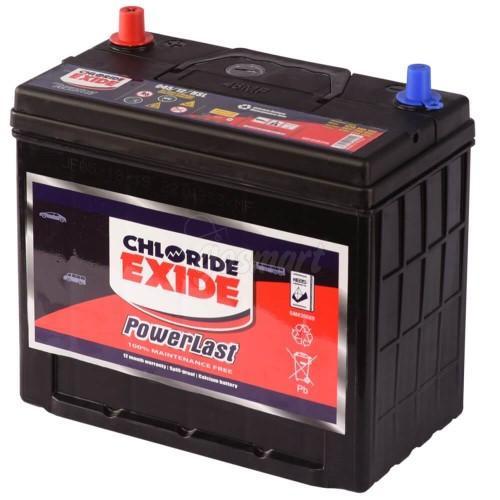Chloride Exide PowerLast Car Battery from GOSMART