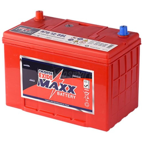 Chloride Exide Maxx Car Battery from GOSMART