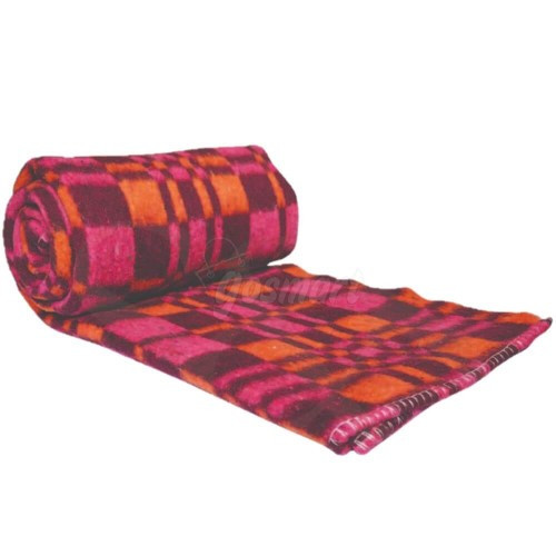 Butterfly Mixed Fiber Blanket 54 x 80 inches from GOSMART