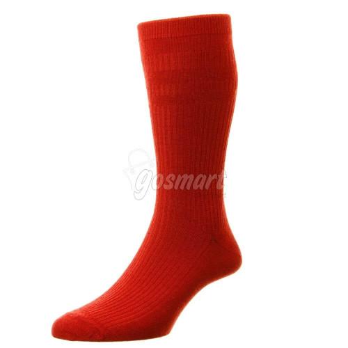 Plain Red School Socks from Gosmart