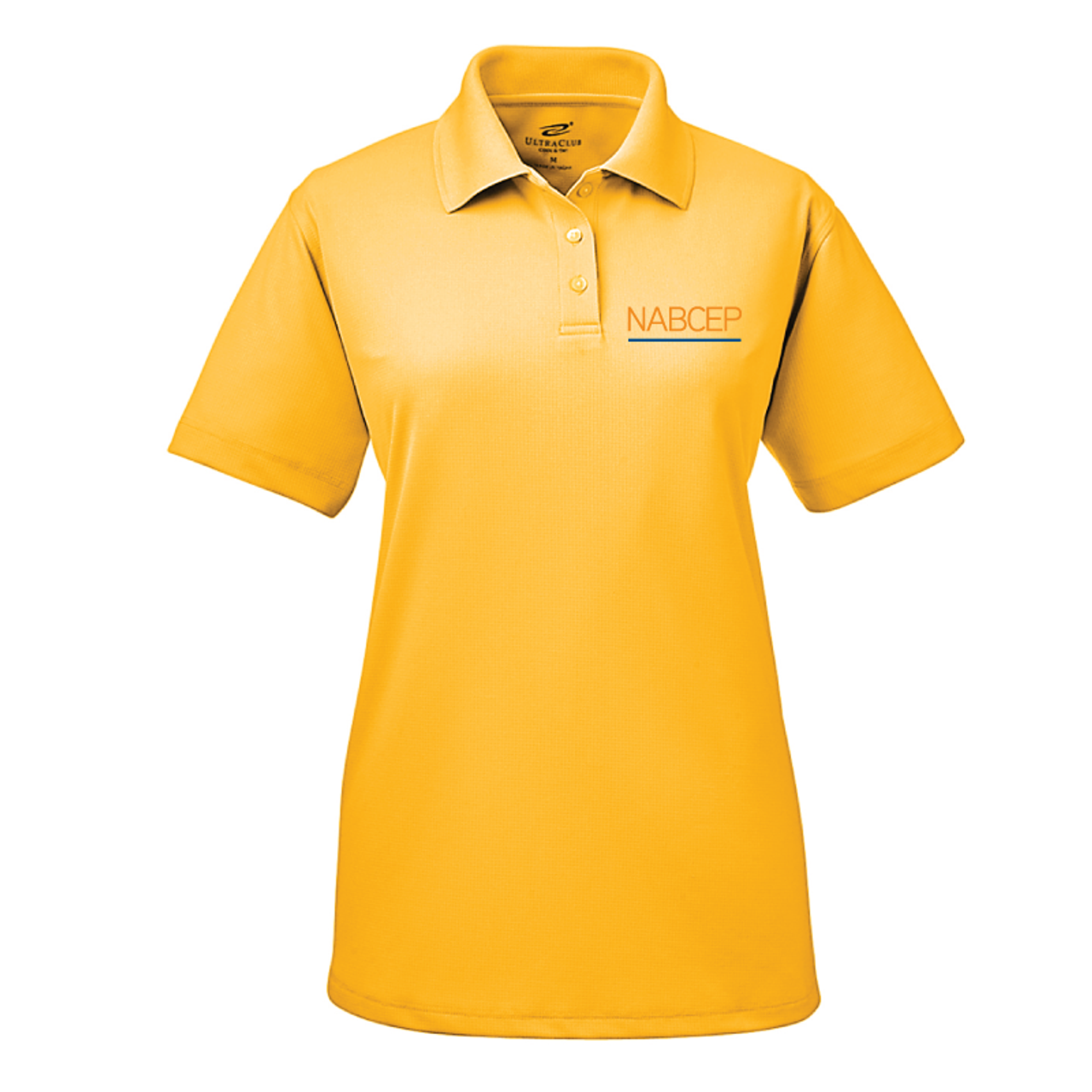 UltraClub Ladies' Cool & Dry Stain-Release Performance Polo