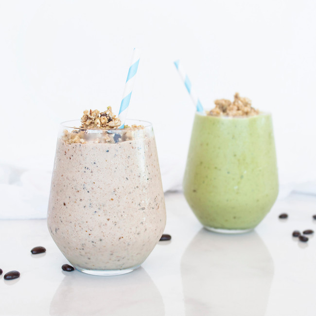 Superfood Smoothies 2 Ways