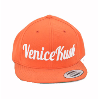 Venice Kush Snap Back - ORANGE