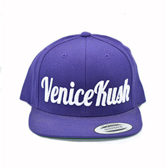 Venice Kush Snap Back - PURPLE