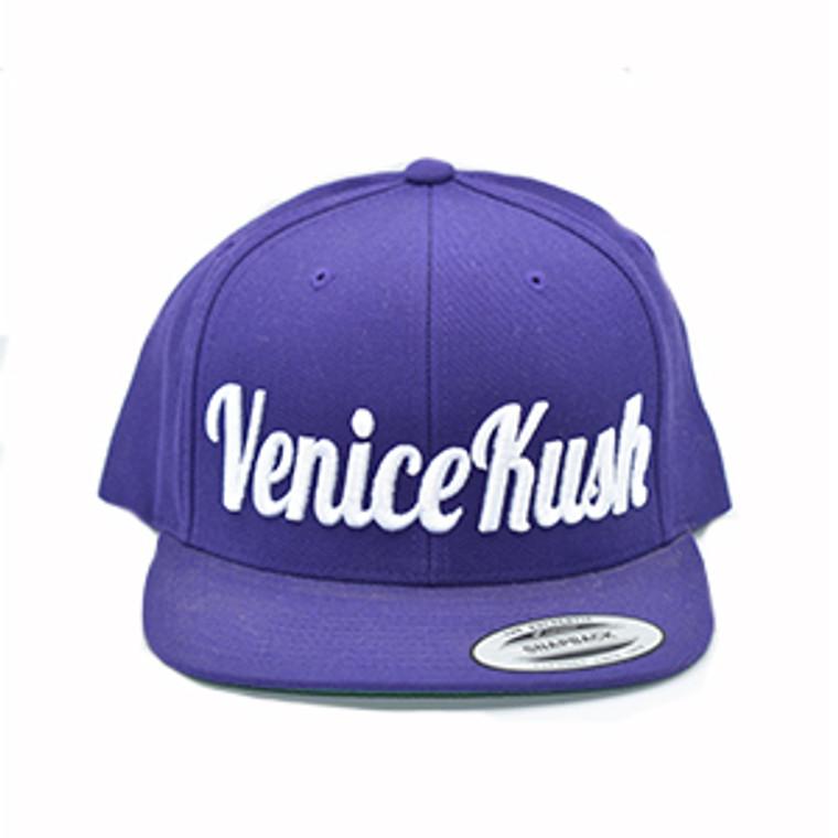 Venice Kush Snap Back - PURPLE
