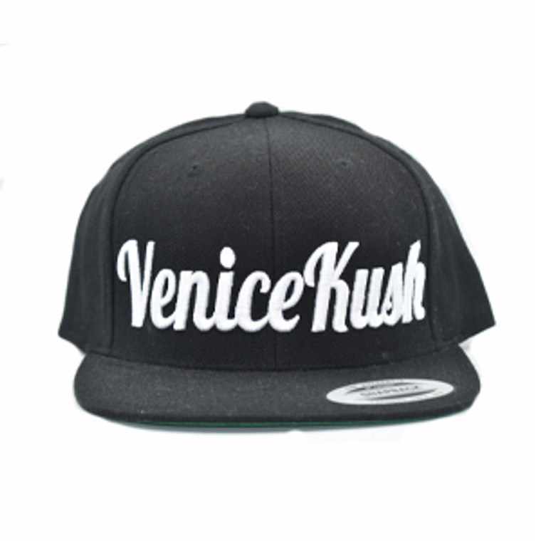Venice Kush Snap Back - BLACK