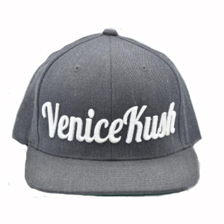 Venice Kush Snap Back - DARK GREY