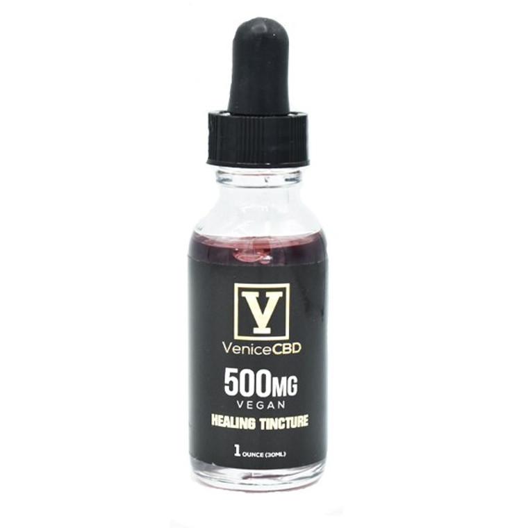 Venice CBD 2500MG CBD Flavorless Tincture