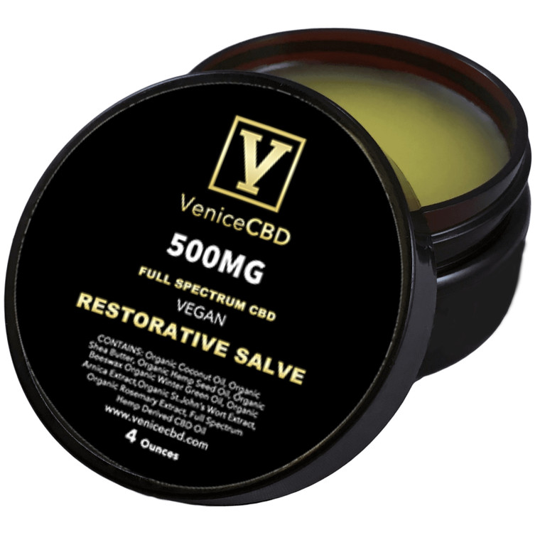 Venice CBD 500MG Full Spectrum CBD Restorative Salve