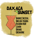 Oaxaca Sunset Cocktail To-Go