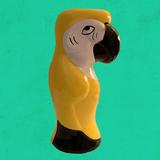 Yellow Parrot Mug