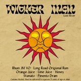 Wicker Man Cocktail To-Go