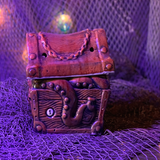 """""""It Came From Below"""" Treasure Chest Mug"""