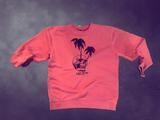 Unisex Tropical Skull Sweatshirt