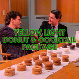 Twin Peaks Yellow Light Donut + Cocktail Package (March Only!)