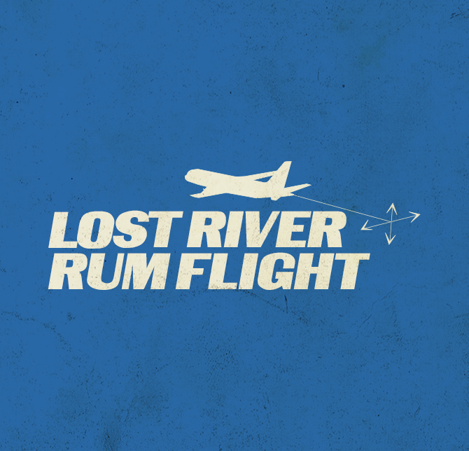 Rum Flight To-Go (Changes Monthly)