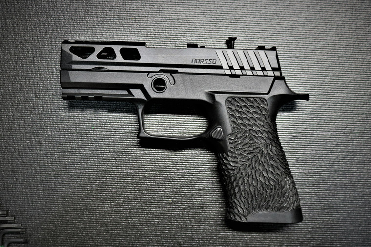 P320 Xcarry grip/Slide package