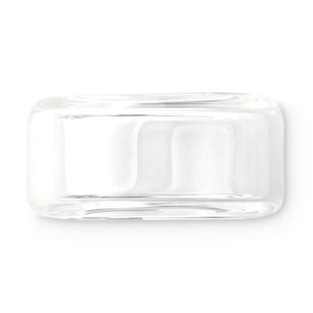 Tigon Bubble Replacement Glass Clear Pyrex | 3.5 ml