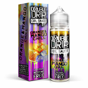 Orange and Mango Chill | Short Fill | 50ml