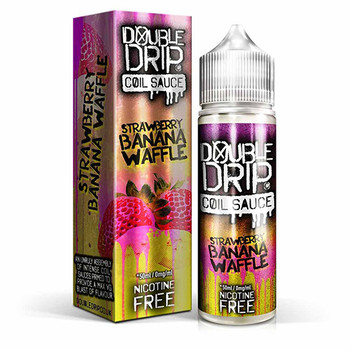 Strawberry Banana Waffle | Short Fill | 50ml