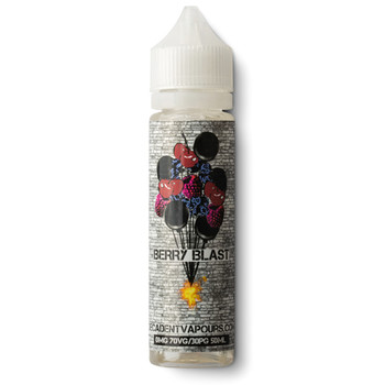 Berry Blast | Short Fill | 50ml