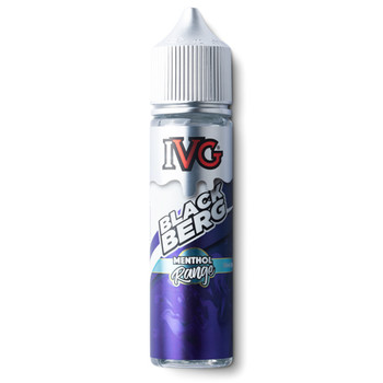 IVG Menthol | Blackberg | Short Fill | 50ml