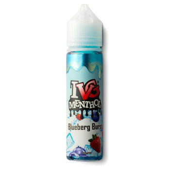 IVG Menthol | Blueberg Burst | Short Fill | 50 ml