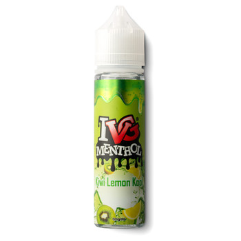 IVG Menthol | Kiwi Lemon Kool | Short Fill | 50 ml