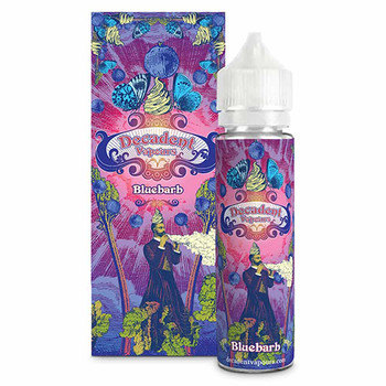 Bluebarb | Shortfill | 50 ml