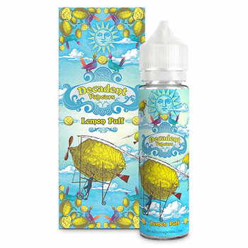 Lemon Puff | Shortfill | 50 ml