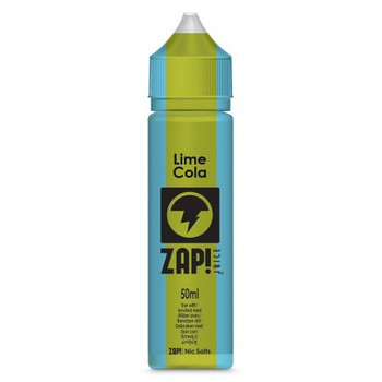 Zap! Juice Lime Cola Shortfill
