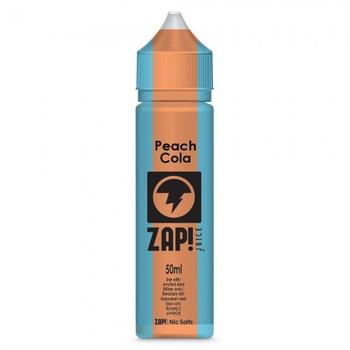 Zap! Juice Peach Cola Shortfill