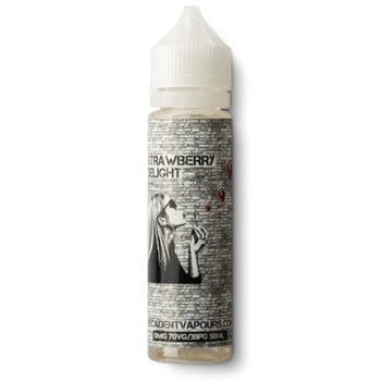 Decadent Vapours Strawberry Delight Shortfill