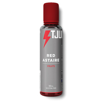 Red Astaire | T-Juice | Short Fill | 50ml
