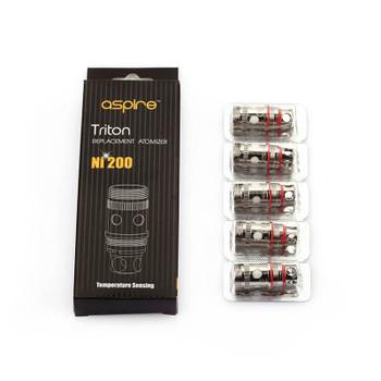 Triton Coils 5pk
