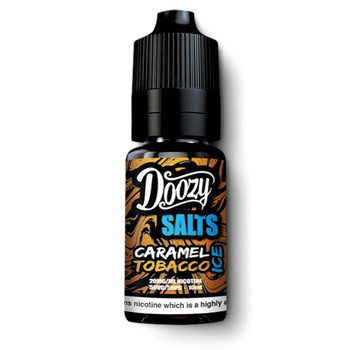 Caramel Tobacco Ice
