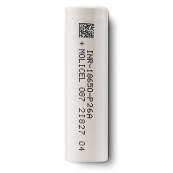 P26A 2600mAh 18650 Battery