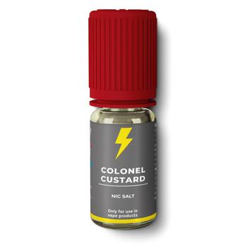 Colonel Custard   T-Juice Salts