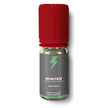 Minted   T-Juice Salts
