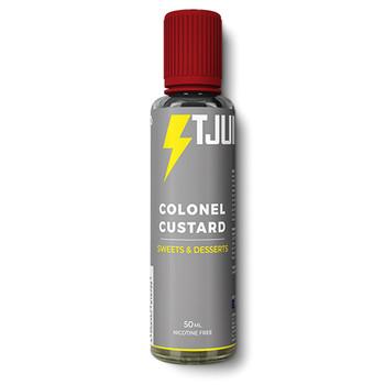 Colonel Custard | T-Juice | Short Fill | 50ml